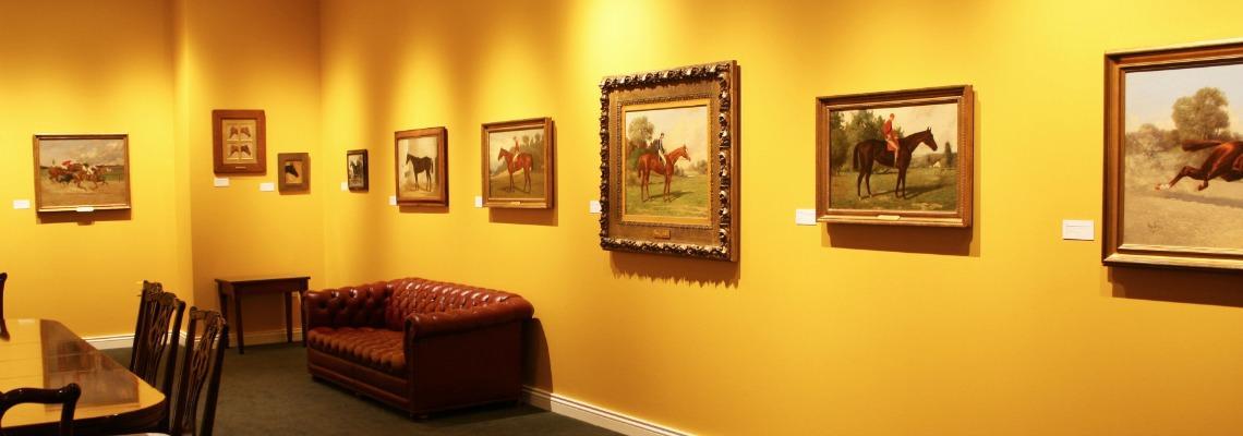 The Horses of Henry Stull, von Stade Gallery