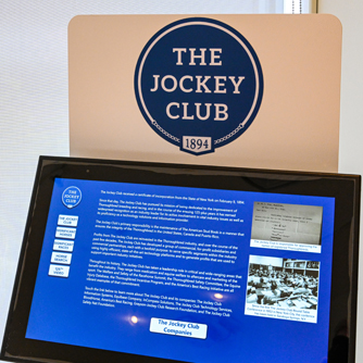 Jockey Club Gallery (Bob Mayberger)