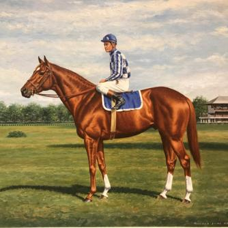 Secretariat, Richard Stone Reeves, NMR Collection