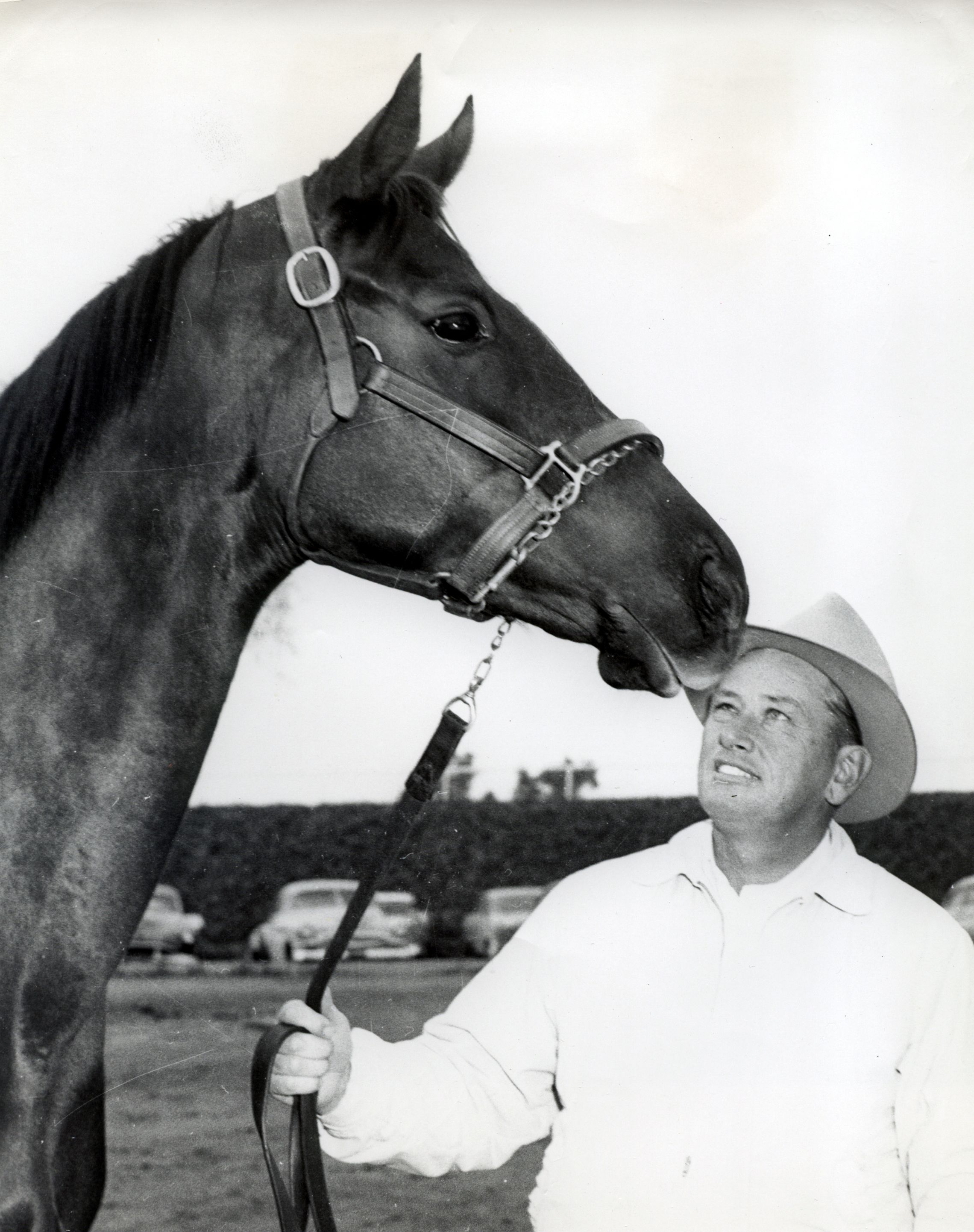 Silver Spoon and Robert Wheeler (Museum Collection)