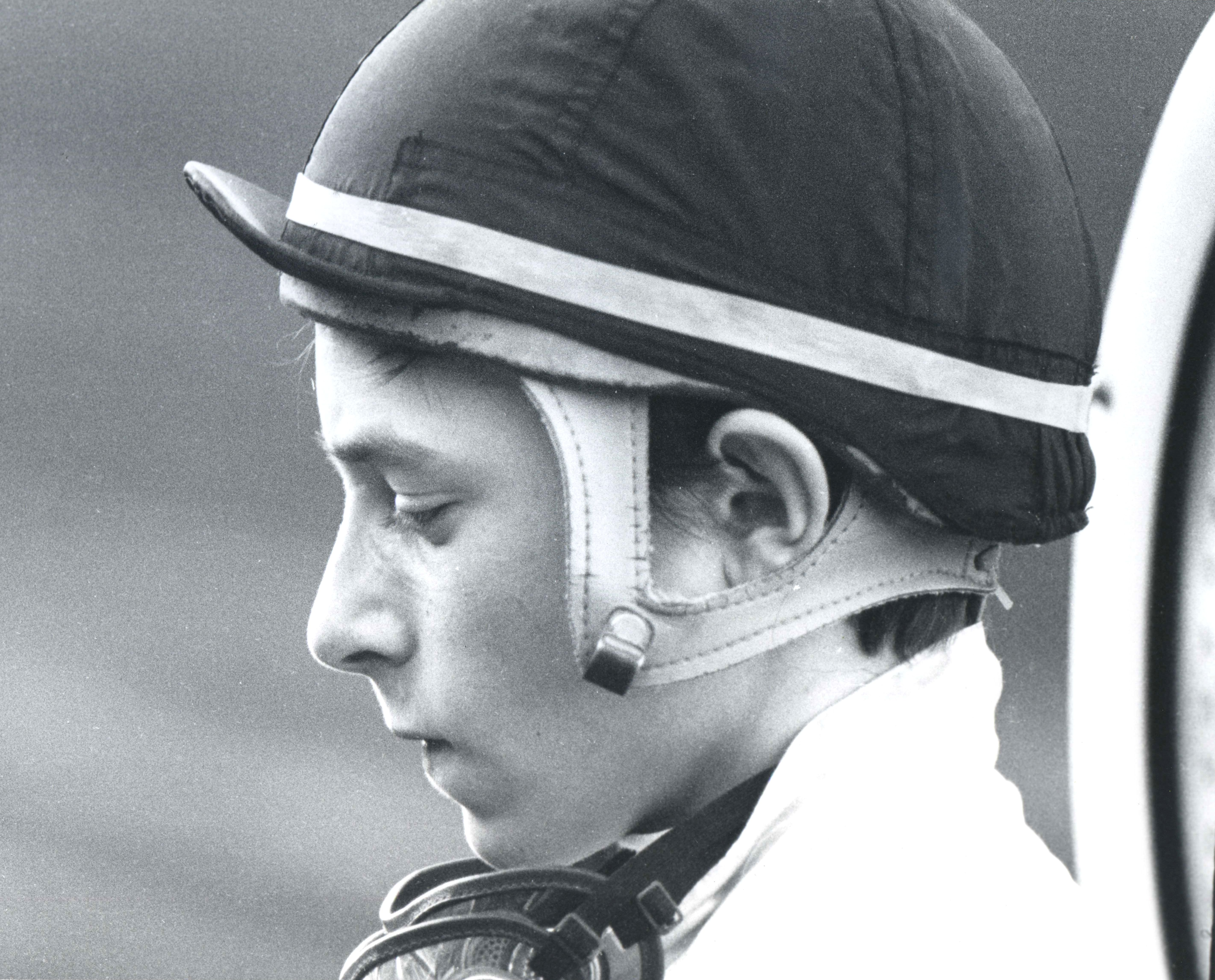 Steve Cauthen in 1978 (Bill Mochon/Museum Collection)