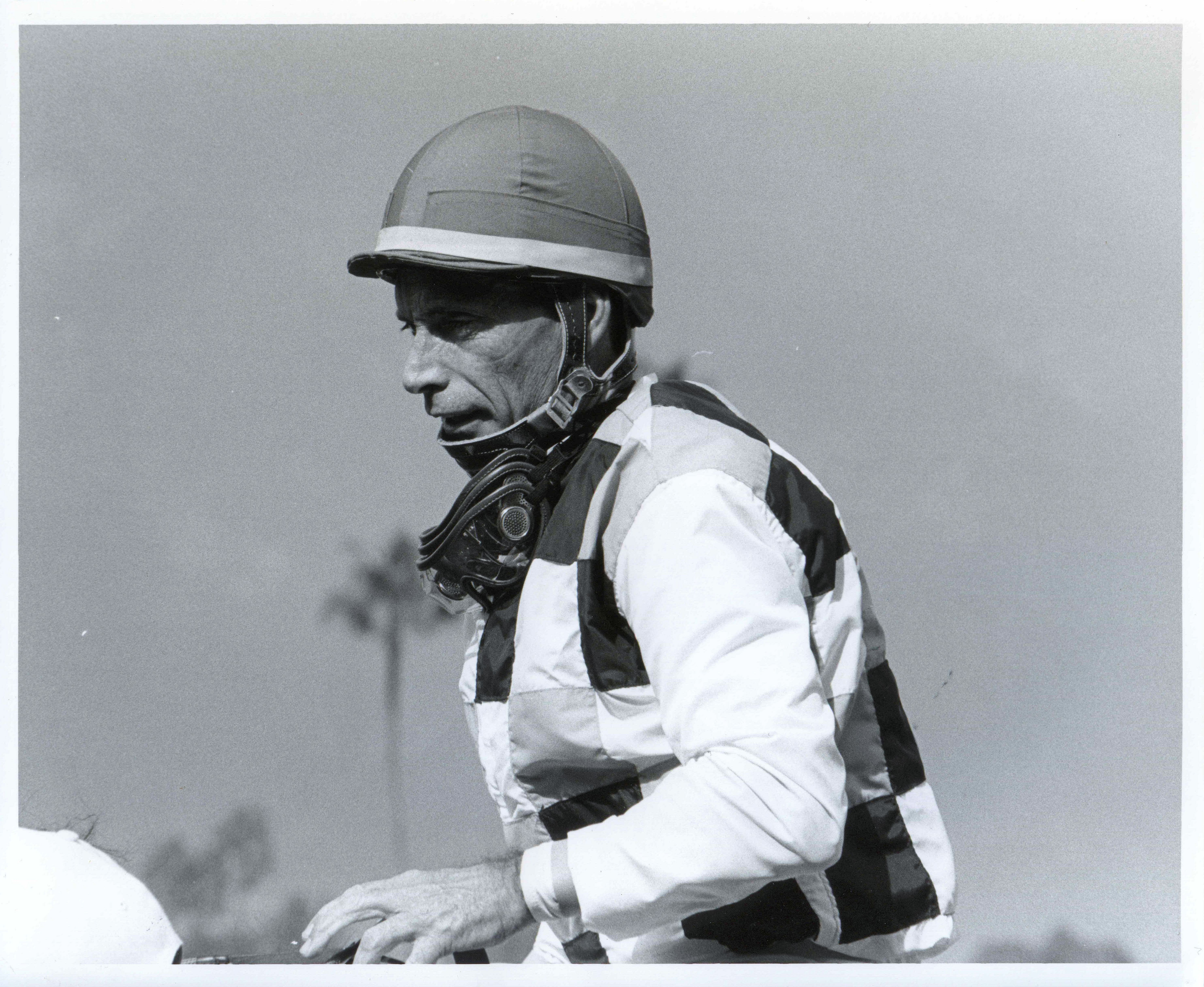 Russell Baze (Bill Mochon/Museum Collection)