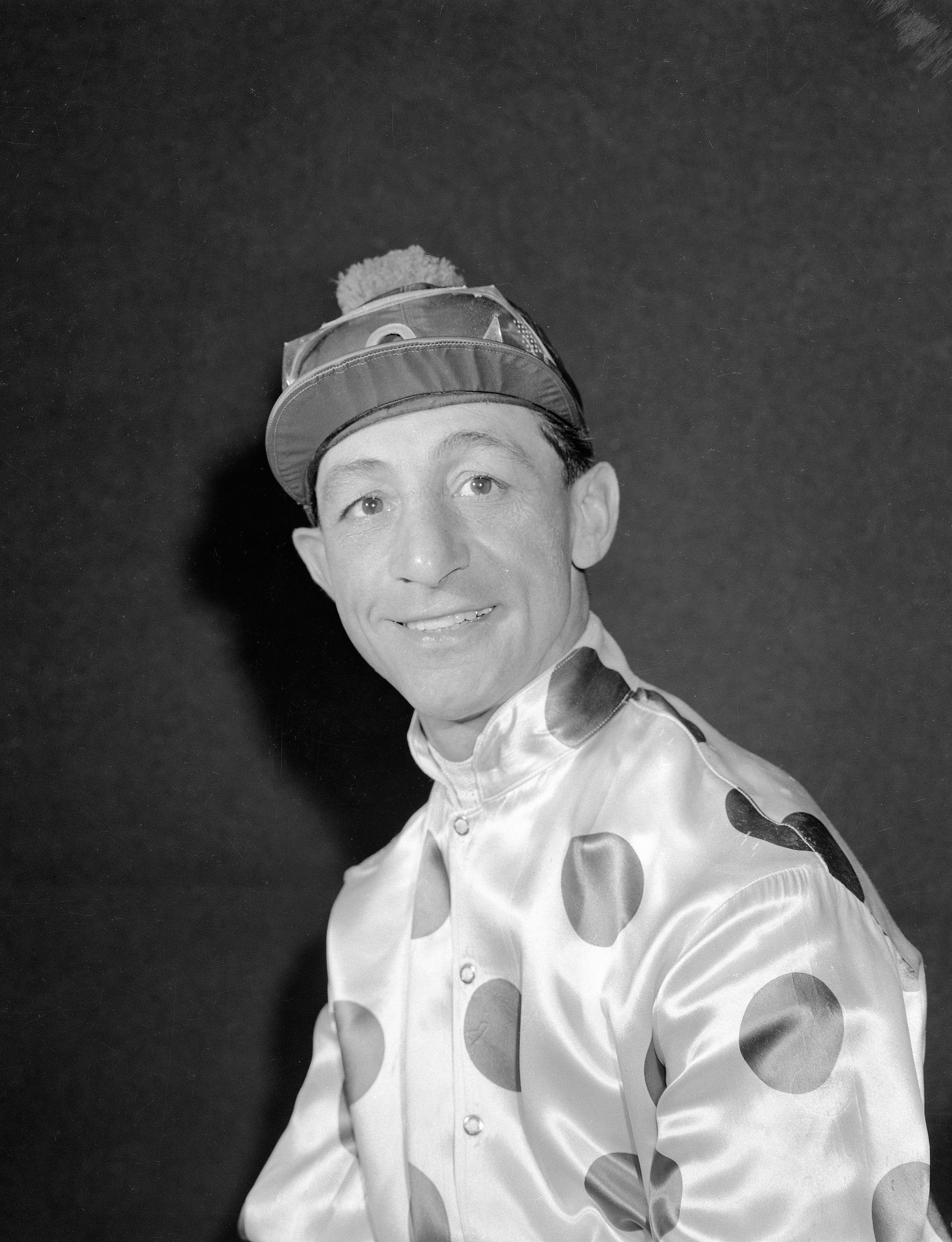 Eddie Arcaro (Keeneland Library Morgan Collection)