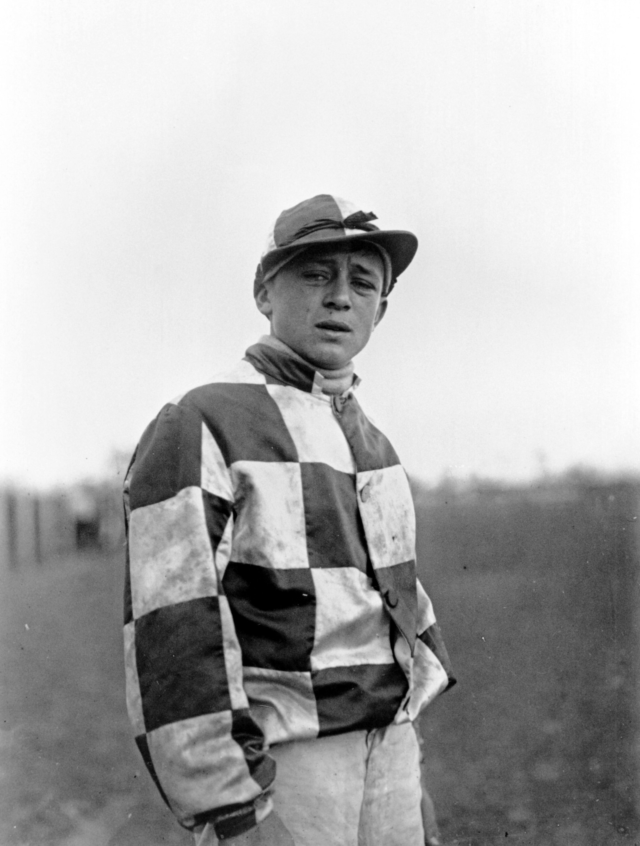 Mack Garner (Keeneland Library Cook Collection/Museum Collection)