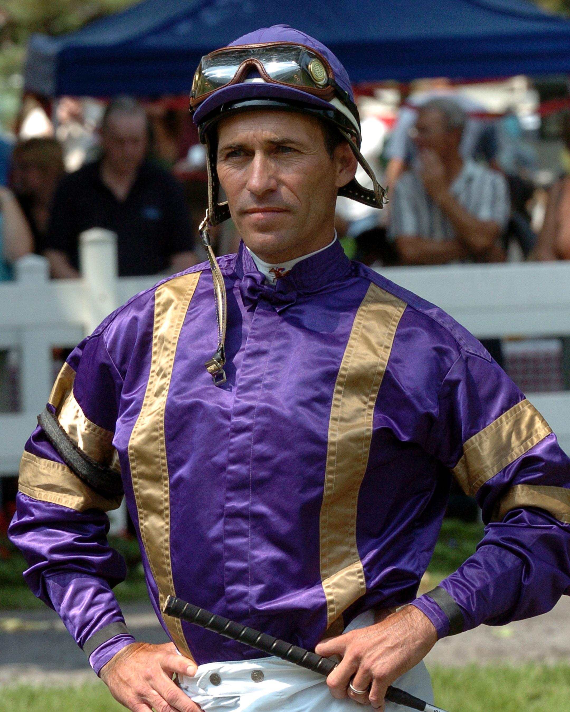 Gary Stevens (NYRA)