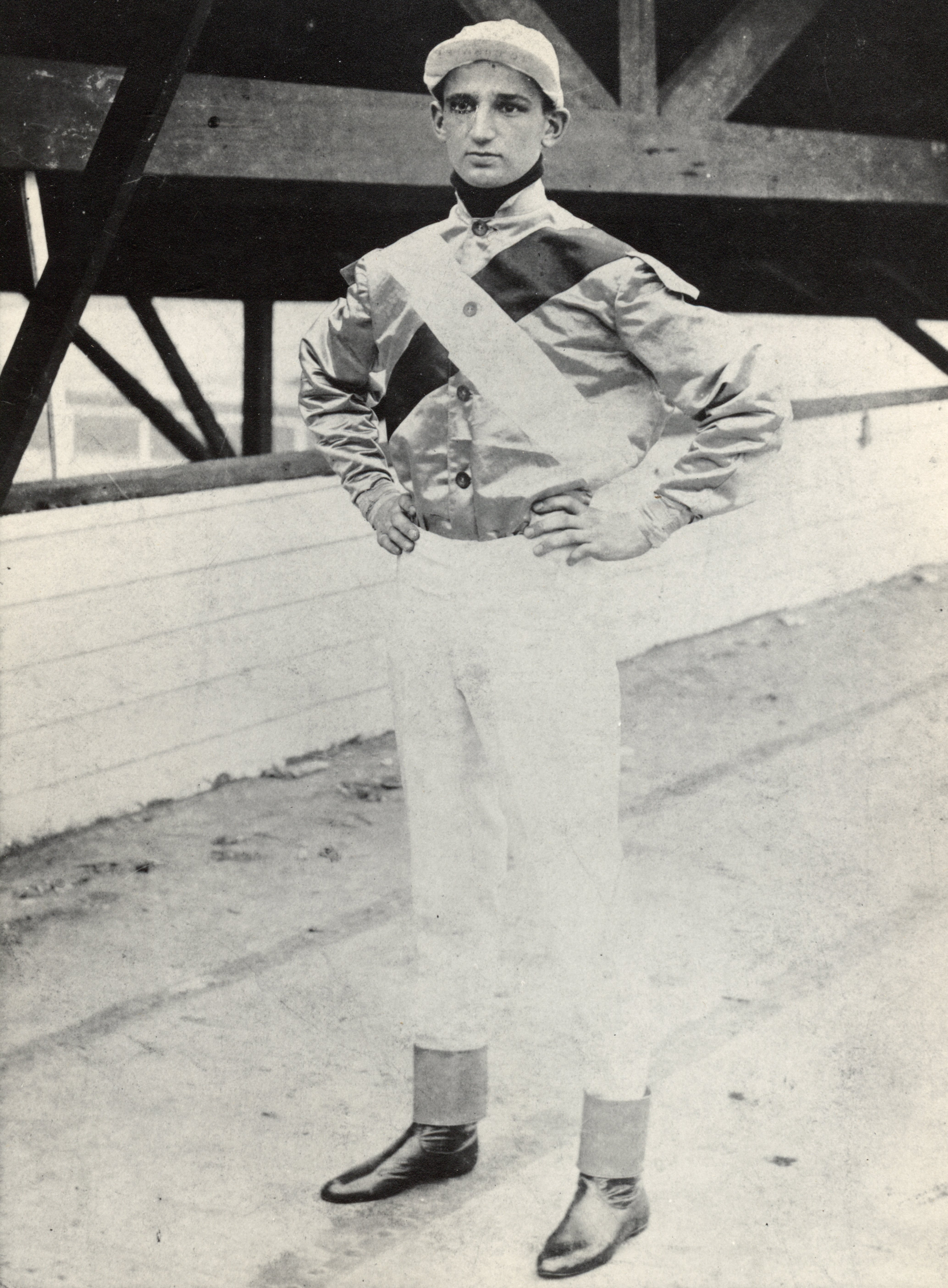 Vincent Powers (Keeneland Library Cook Collection)