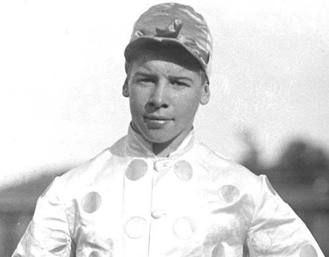 Joe Notter (Keeneland Library Cook Collection)