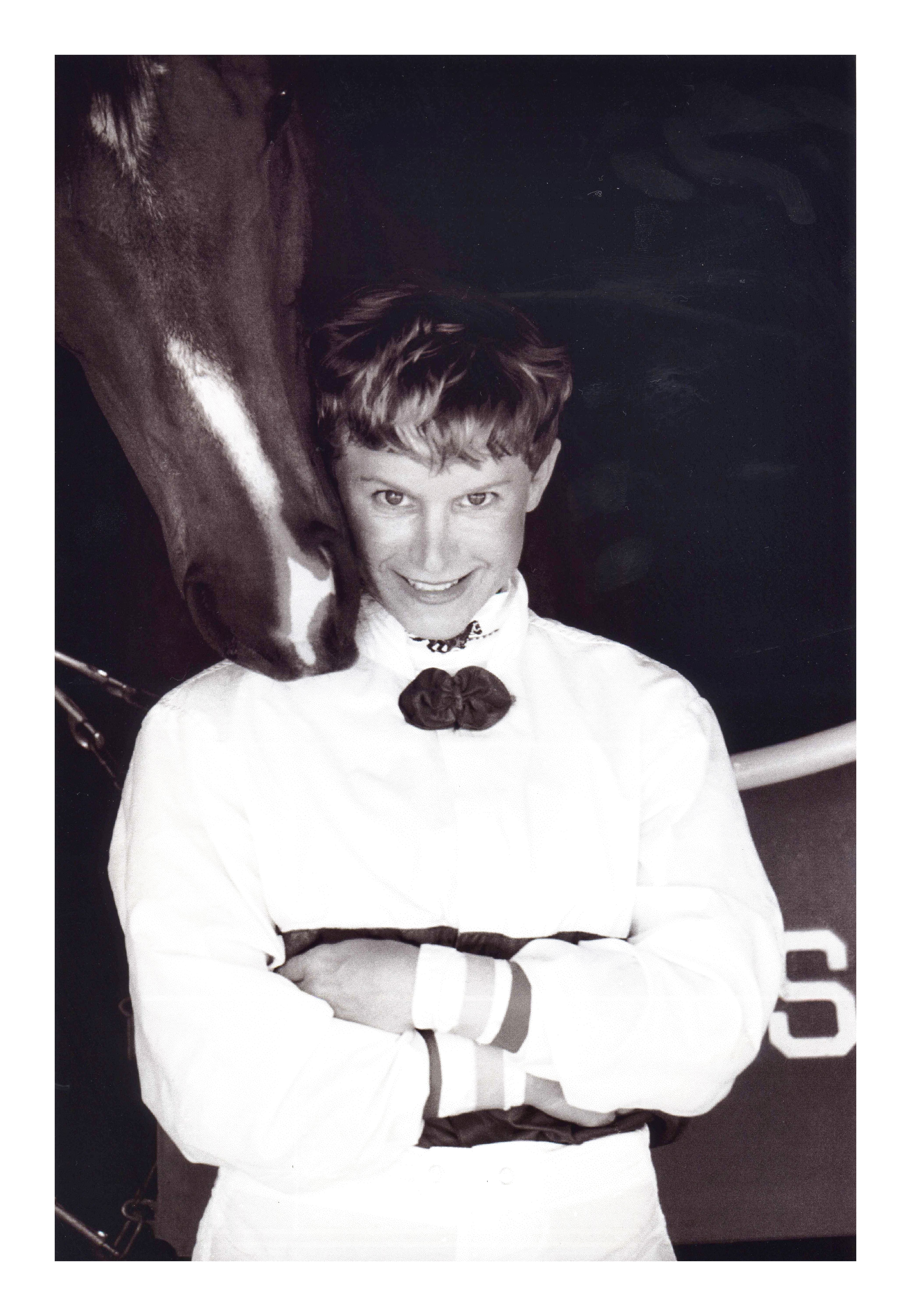 Julie Krone (Barbara D. Livingston)