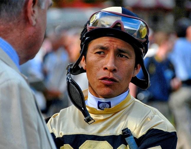 Edgar Prado (NYRA)