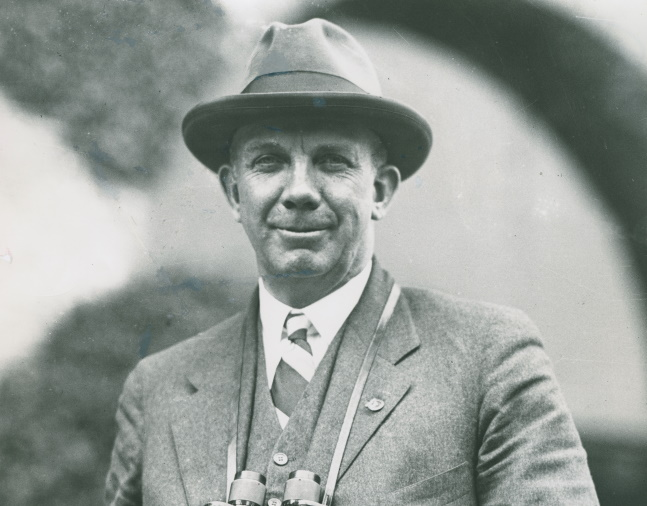 Arthur B. Hancock, Sr. (Keeneland Library Collection)