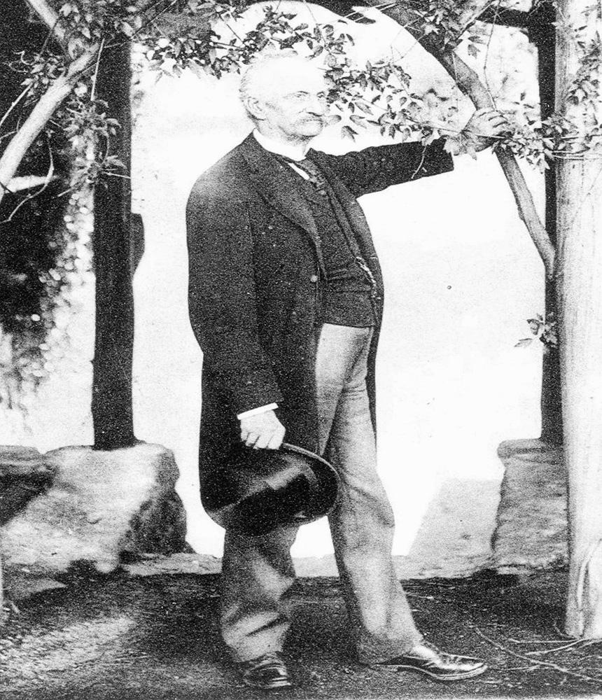 "Elias J. ""Lucky"" Baldwin (Arcadia Historical Society)"