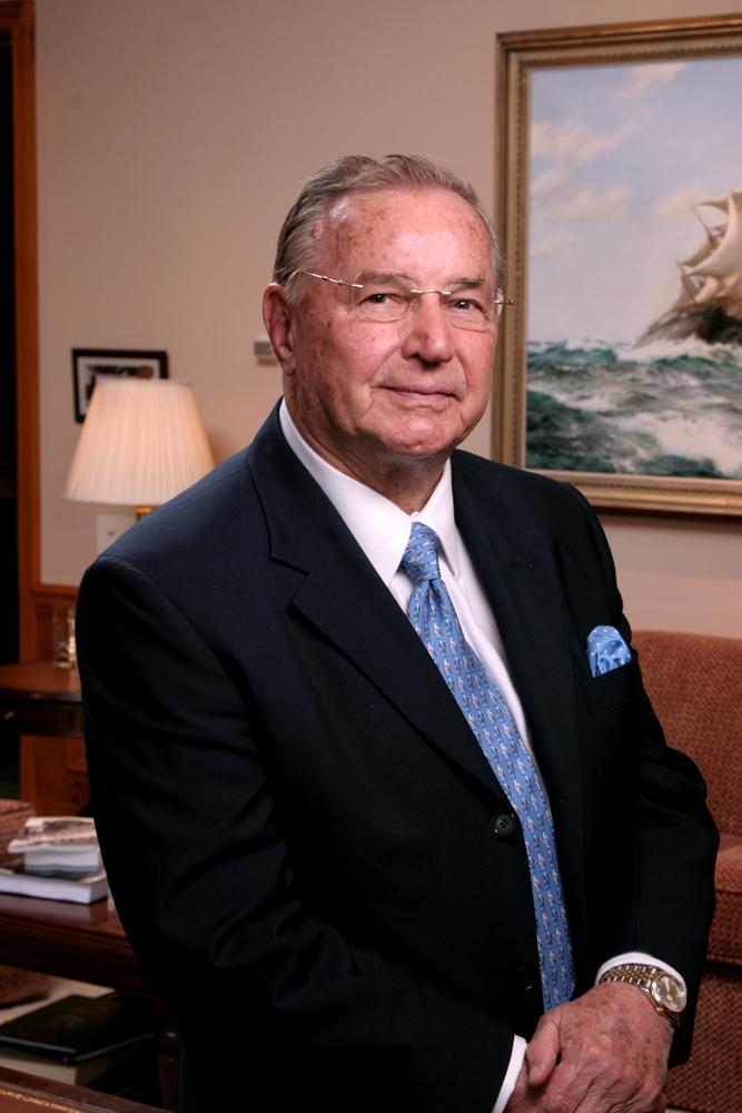 """Richard L. """"Dick"""" Duchossois (Arlington Park Photo)"""