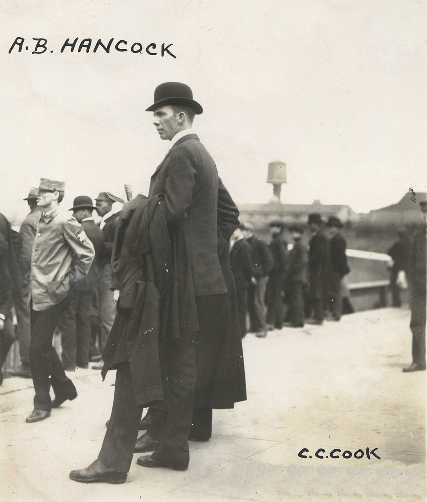 Arthur Boyd Hancock in 1905 (C.C. Cook/Museum Collection)