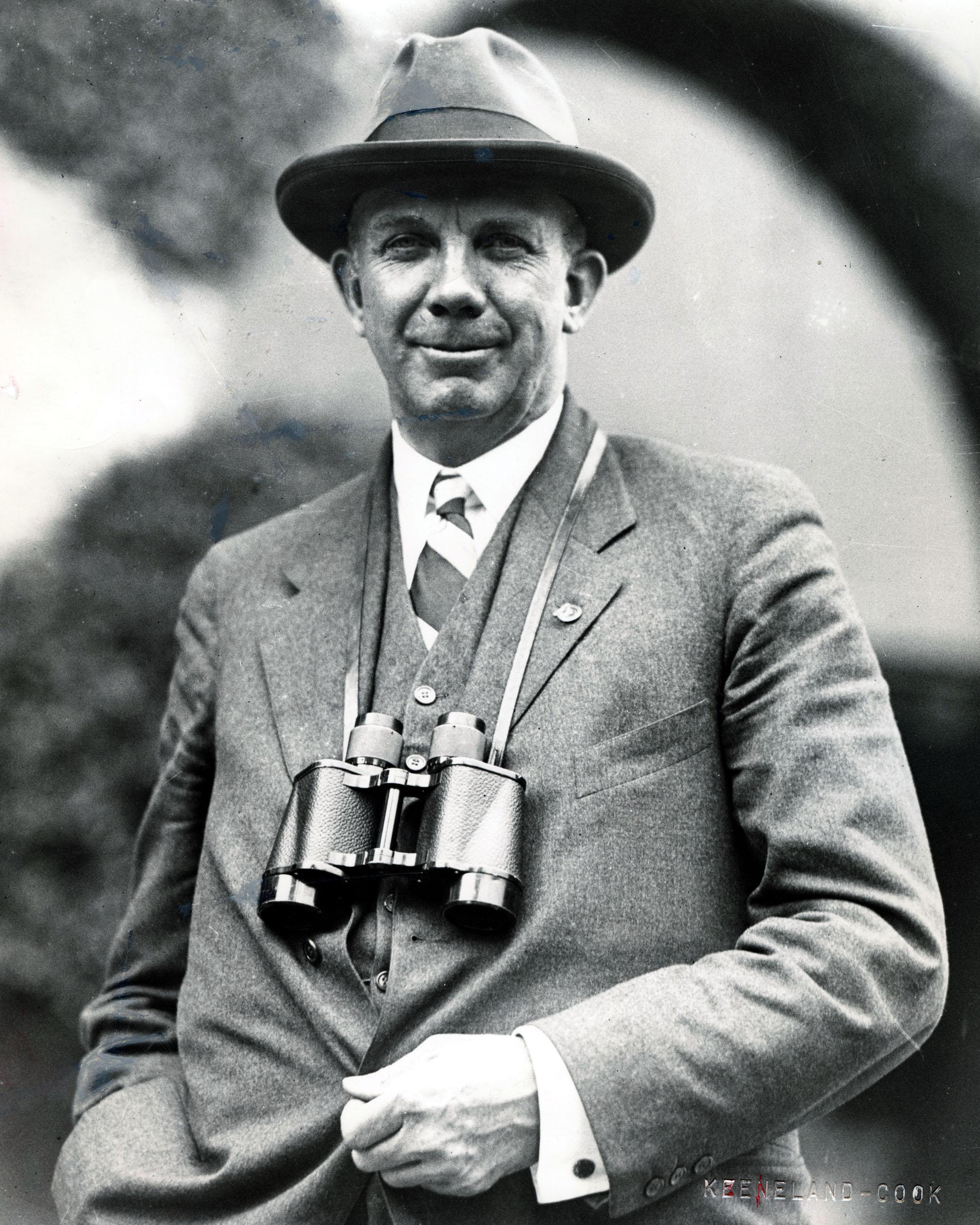 Arthur Boyd Hancock, Sr. (Keeneland Library Collection)