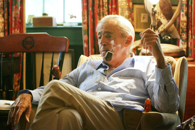 John Hettinger, July 2006 (Barbara D. Livingston)