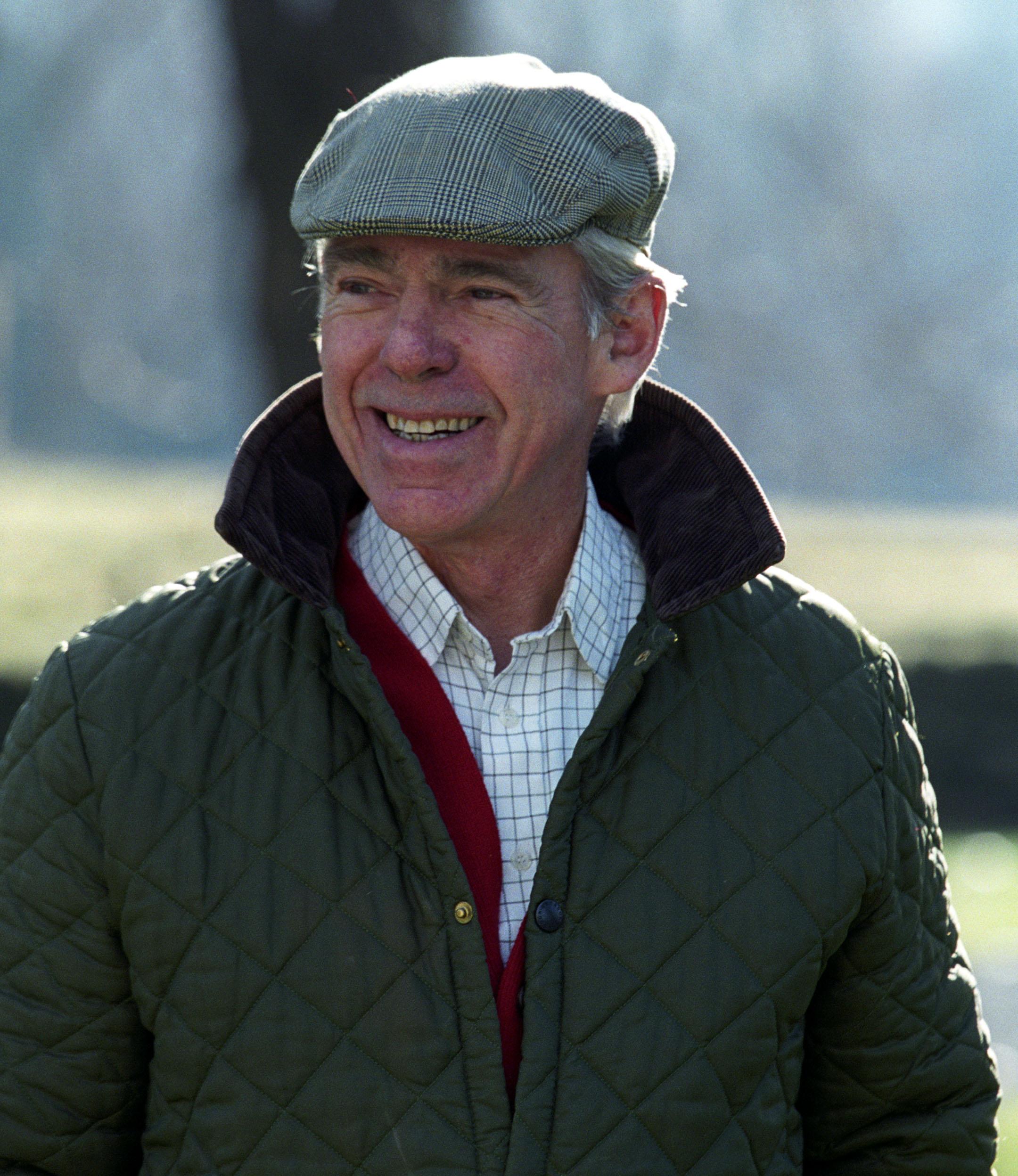 John Hettinger, December 2001 (Barbara D. Livingston)
