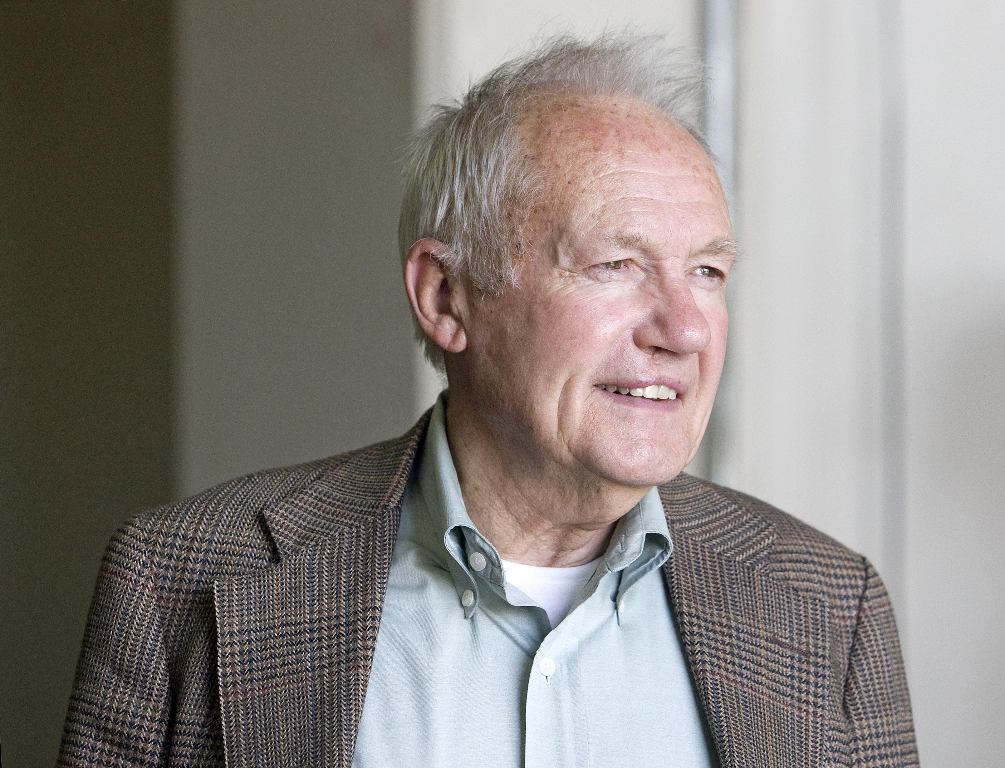 King T. Leatherbury in May 2010 (Barbara D. Livingston)