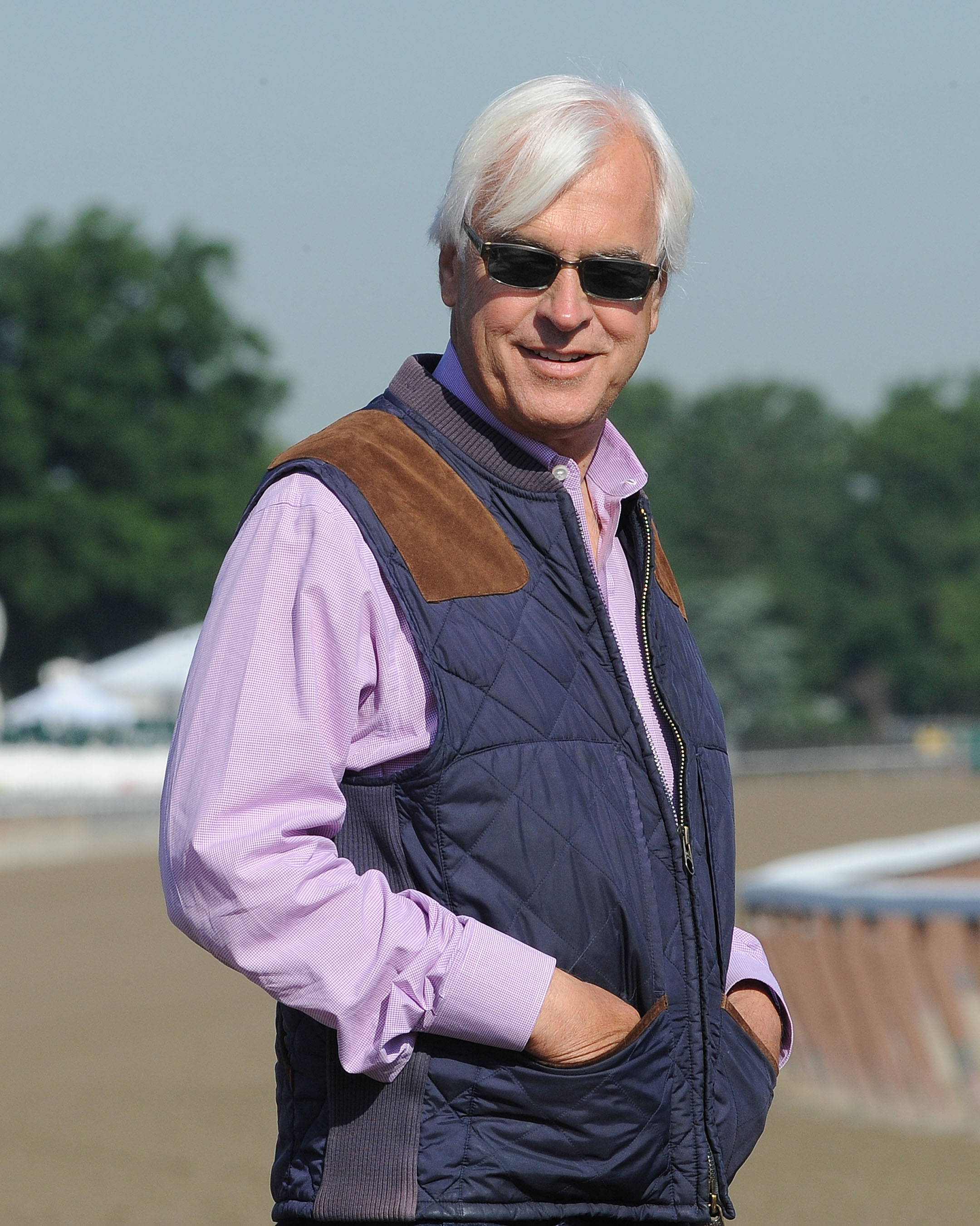 Bob Baffert (NYRA)