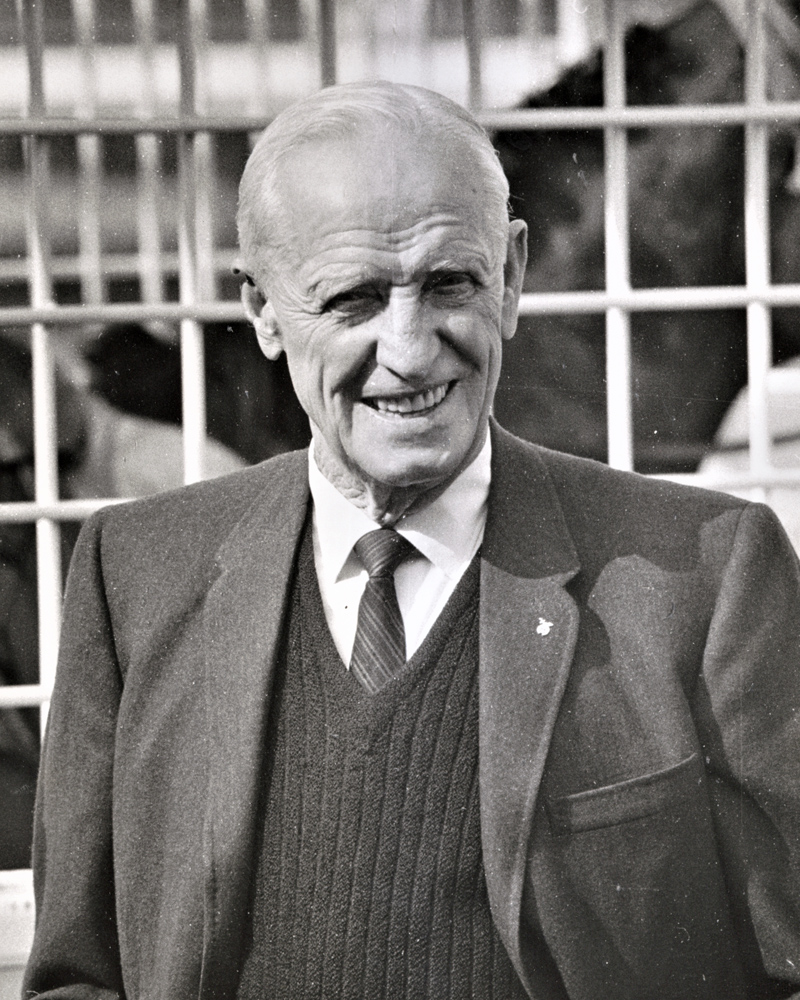 Frank E. Childs (Keeneland Library Thoroughbred Times Collection)