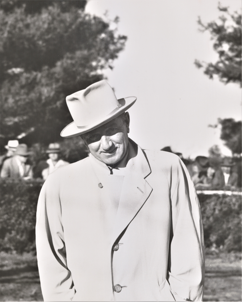 Henry Forrest (Keeneland Library Thoroughbred Times Collection)