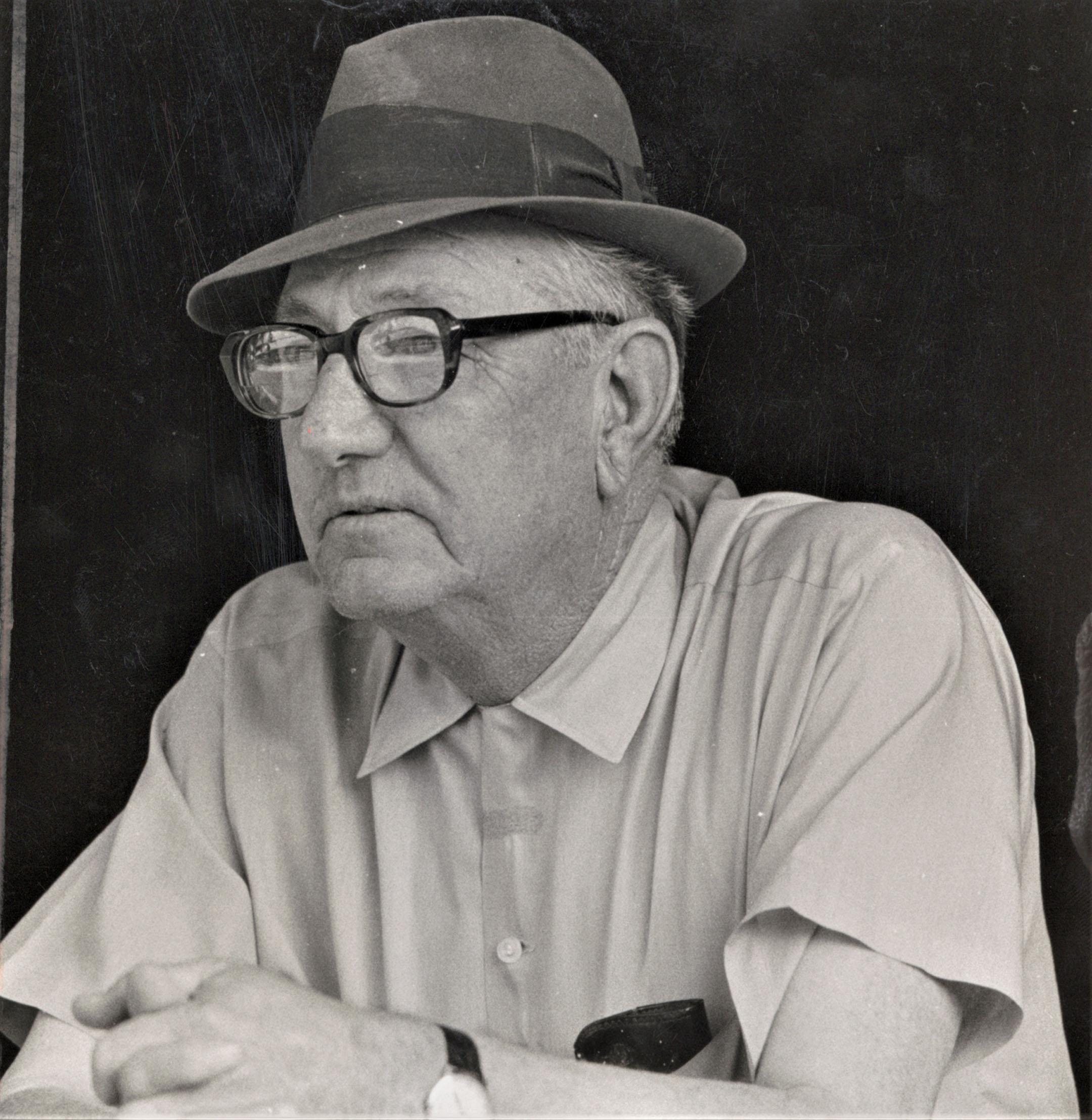 Henry Forrest (Keeneland Association)