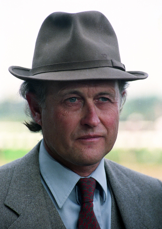 Jonathan Sheppard at Belmont Park, October 1992 (Barbara D. Livingston/Museum Collection)